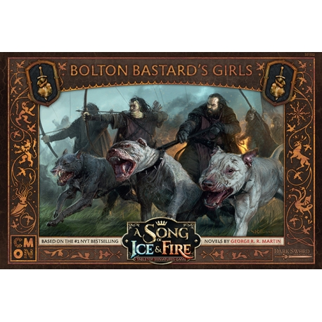 A Song Of Ice and Fire: Bolton Bastard's Girls