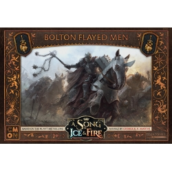 A Song Of Ice and Fire: Bolton Flayed Men