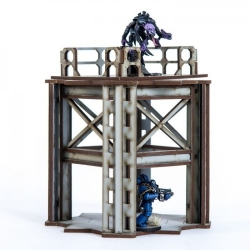 Industrial Support Frame
