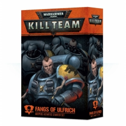 Warhammer 40,000 Kill Team: Fangs Of Ulfrich - French
