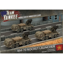 RM70 Rocket Launcher Battery