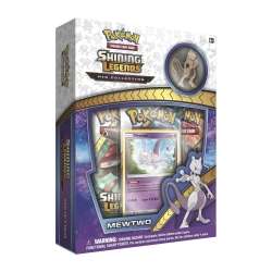 Pokemon TCG: Shining Legends Pin Collection - Mewtwo