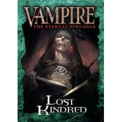 Vampire: The Eternal Struggle: Lost Kindred Expansion