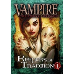 Vampire: The Eternal Struggle: Keepers of Tradition Bundle 1 Expansion