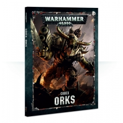Codex: Orks Hardback - English