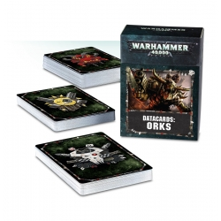 Datacards: Orks - English