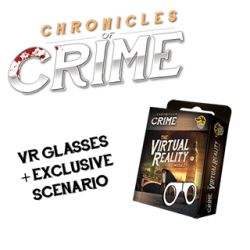 Chronicles of Crime: Virtual Reality Module
