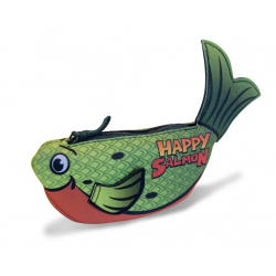 Happy Salmon - Green