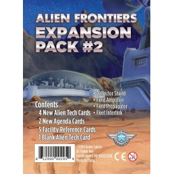 Alien Frontiers Expansion Pack No. 2