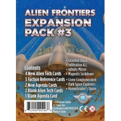 Alien Frontiers Expansion Pack No. 3