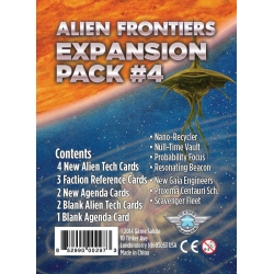 Alien Frontiers Expansion Pack No. 4