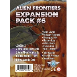 Alien Frontiers Expansion Pack No. 6