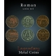 Roman Coin Set Legendary Metal Coins