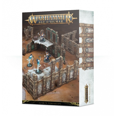 Age Of Sigmar: Azyrite Townscape