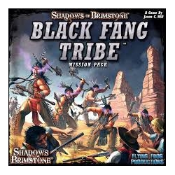 Shadows of Brimstone: Black Fang Tribe - Mission Pack