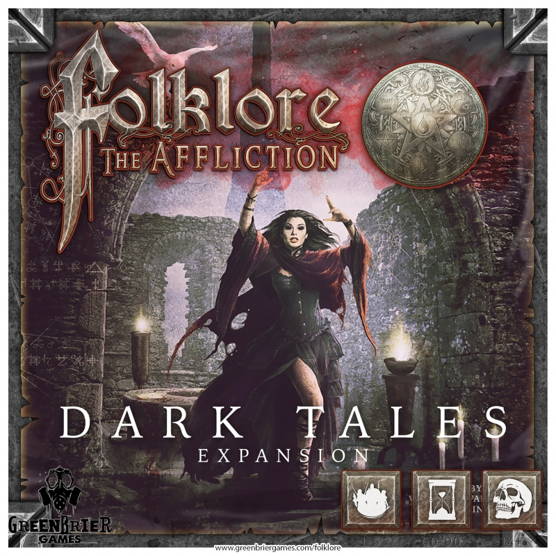 Folklore Dark Tales Expansion Board Games Home Wayland Games