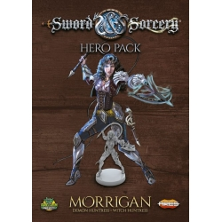 Sword & Sorcery Hero Pack: Morrigan