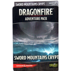 Dragonfire: Sword Mountains Crypt Adventure Pack