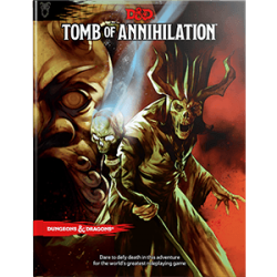 Dungeons & Dragons: Tomb of Annihilation (DDN)