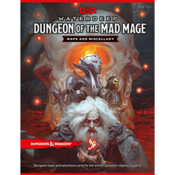 Dungeons & Dragons: Dungeon of the Mad Mage Map Pack
