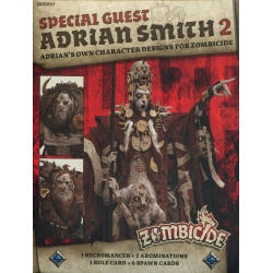 Zombicide Green Horde: Special Guest: Adrian Smith 2