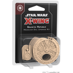 Galactic Republic Maneuver Dial Upgrade Kit