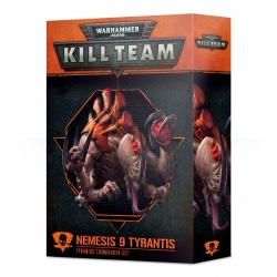 Kill Team Commander: Nemesis 9 Tyrantis - English