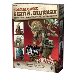 Cyber Monday Exclusive - Zombicide Green Horde: Special Guest: Sean A. Murray