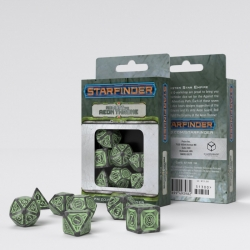 Starfinder Against the Aeon Throne Dice Set