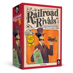 Railroad Rivals - Premium Edition