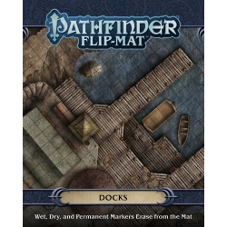 Pathfinder Flip-Mat Multi-Pack: Docks