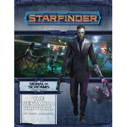 Starfinder Adventure Path: The Penumbra Protocol (Signal of Screams 2 of 3)