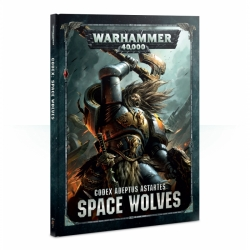 Codex: Space Wolves Hardback - French