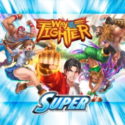 Way Of The Fighter: Super