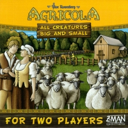 Agricola - All Creatures Big and Small (The Big Box)
