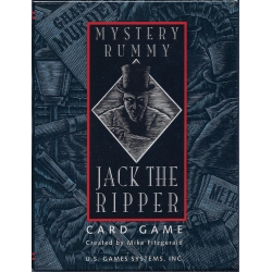 Mystery Rummy Case No1: Jack the Ripper