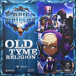 Rail Raiders Infinite: Old Tyme Religion Exp