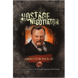 Abductor Pack No1: Hostage Negotiator