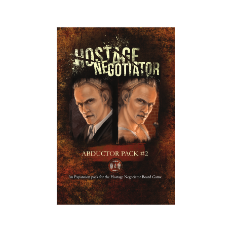 Abductor Pack No2: Hostage Negotiator
