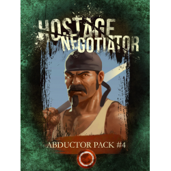 Abductor Pack No4: Hostage Negotiator