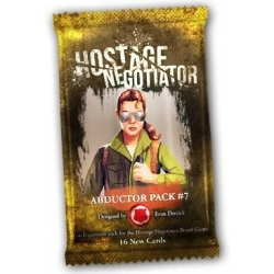 Abductor Pack No7: Hostage Negotiator Exp.