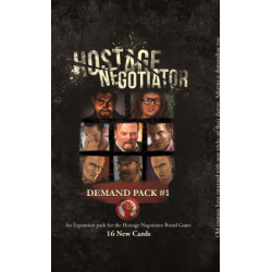 Demand Pack No1: Hostage Negotiator Exp.