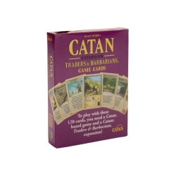 Catan Accessories: Traders and Barbarians (2015 Refresh)