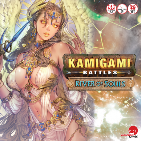 Kamigami Battles River of Souls Standalone Expansion