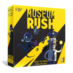 Museum Rush: Big Heist Exp
