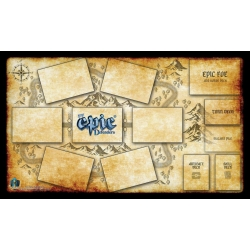 Tiny Epic Defenders Game Mat