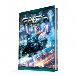 FAITH: The Sci-Fi RPG Core Book 2nd Edition