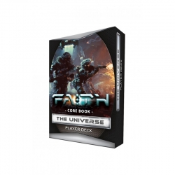 FAITH: The Sci-Fi RPG Second Edition: Core Book The Universe Player Deck