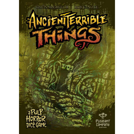 Ancient Terrible Things (2nd Ed)