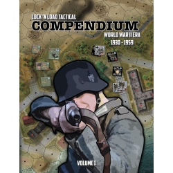 Lock'N Load Tactical Compendium Vol 1 WW2 Era